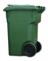 Collecte des matières recyclables - Secteur rural