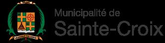Municipalité de Sainte-Croix Logo